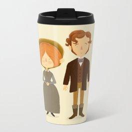 Jane Eyre Metal Travel Mug
