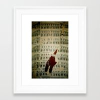 italy Framed Art Prints featuring Italy by sustici