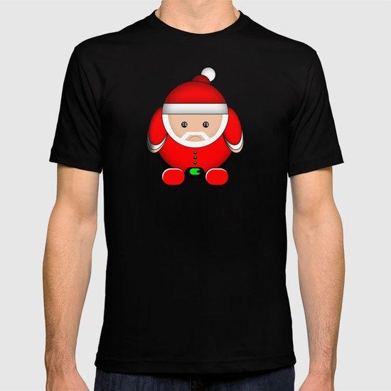 Chubby Santa T-shirt