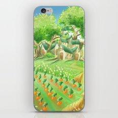 Carotte deluxe, concept art iPhone & iPod Skin