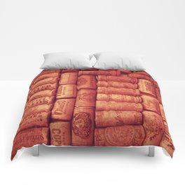 Wine Corks Comforters