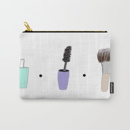 Makeup landscape Carry-All Pouch