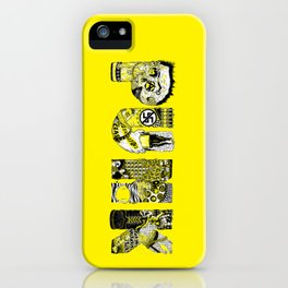 PUNK iPhone Case
