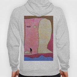 Paul Klee Garden Figure Hoody