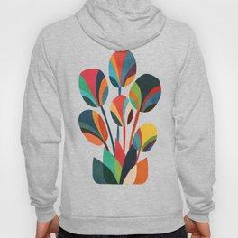 Ikebana - Geometric flower Hoody