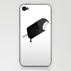 Space Melter (Redux) iPhone & iPod Skin