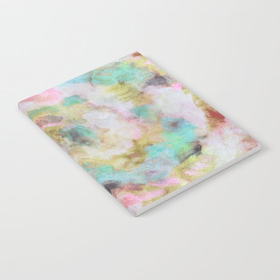 Abstract Clouds Notebook