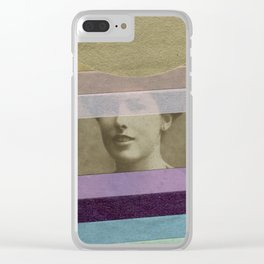 A Quick Look Clear iPhone Case