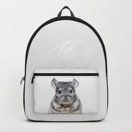 Chinchilla Backpack