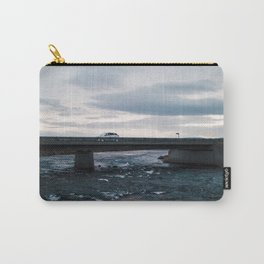 Iceland Bridge Carry-All Pouch