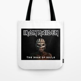 iron maiden tour2017 ty Tote Bag