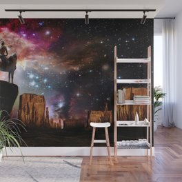 Native American Universe Wall Mural
