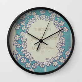 Vintage Alice Wall Clock