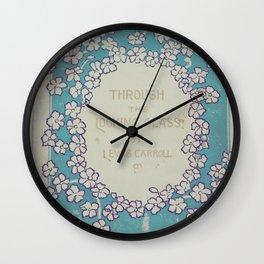 Vintage Alice Wall Clock