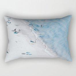 Beach Life 3 Rectangular Pillow