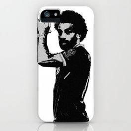 Mo Salah v2 iPhone Case