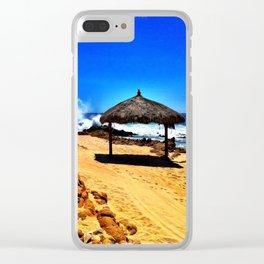 Cabo San Lucas Beach Clear iPhone Case