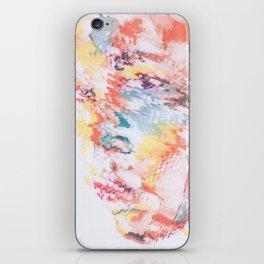 Strangers Faces #2 iPhone Skin