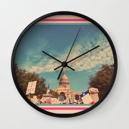 021 | austin Wall Clock