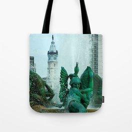Penn On Top Tote Bag