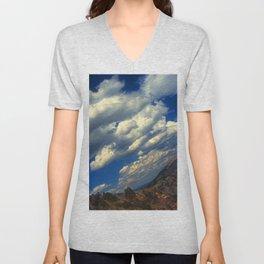 Crater Lake 21 Unisex V-Neck