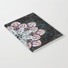 badger mandala Notebook