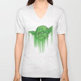 Yoda Unisex V-Neck