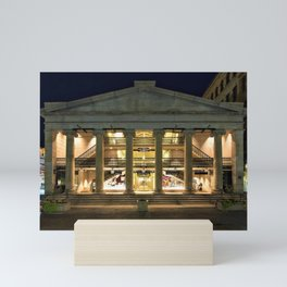 Providence Arcade - Providence, Rhode Island Mini Art Print