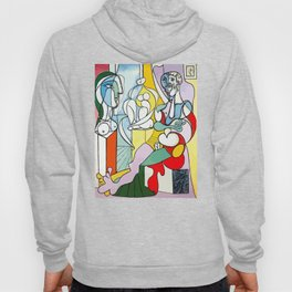 Pablo Picasso The Sculptor, 1931 Artwork Shirt, Reproduction Hoody
