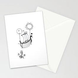Let Go of Past Stationery Cards