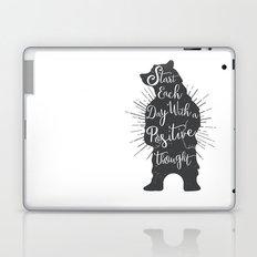 Positive Bear Laptop & iPad Skin