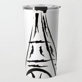 French Travel Mug