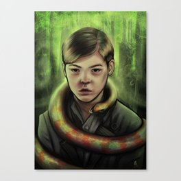 Tom Marvolo Riddle  Canvas Print