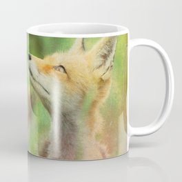 Close Encounters of the Fox Kind Coffee Mug