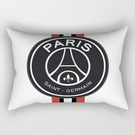 PSG Logo football Rectangular Pillow