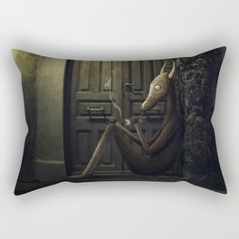 Shamán Rectangular Pillow