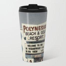 The Polynesian Travel Mug