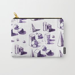Trial and error Carry-All Pouch