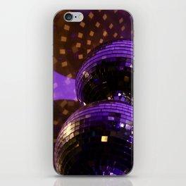 Disco Ball iPhone Skin