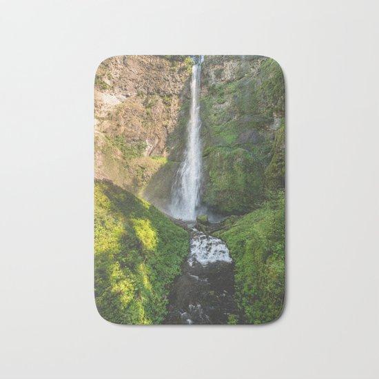 Multnomah Falls Oregon Bath Mat
