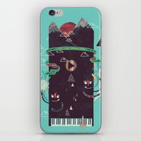 play iPhone & iPod Skins featuring Play! by Hector Mansilla
