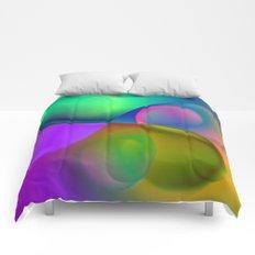 vortex triptych Comforters