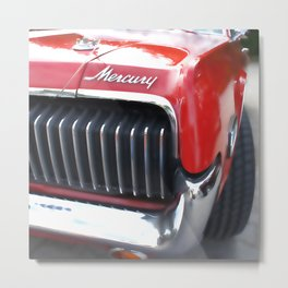 Musclecar No. 2 Metal Print