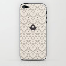 Black Sheep iPhone & iPod Skin