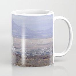 Desert Town Coffee Mug