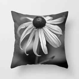 Sad Susan Throw Pillow