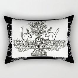 Psicostasis III Rectangular Pillow