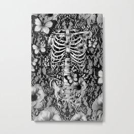 Idiopathic Idiot Metal Print