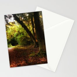 Dance out of line Stationery Cards