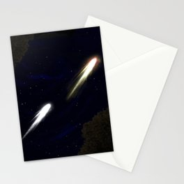 Streak of Tears Stationery Cards